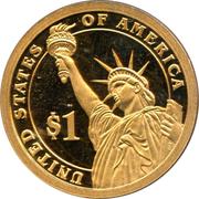 1 Dollar (William Howard Taft) -  reverse