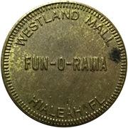 Token - Fun-O-Rama (Hialeah, Florida) -  obverse