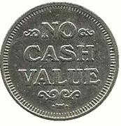 Vacuum Token - No Cash Value – reverse