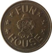 Token - Fun House -  obverse