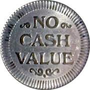 25 Cents Wash Token - Philadelphia Park n Clean – obverse