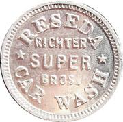 25 Cents - Reseda Car Wash – obverse