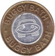 1 Dollar Carwash Token - Buggy Bath (Mesa, Arizona) – obverse
