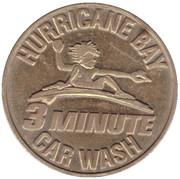 1 Dollar Carwash Token - Hurricane Bay (Rome) -  obverse