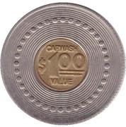 1 Dollar Trade Token - High Car Wash (Lititz, Pennsylvania) – reverse