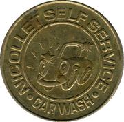 25 Cents - Nicollet Self Service (Minneapolis, Minnesota) – obverse