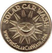 1 Dollar Car Wash Token - Solar (El Cerrito, California) – obverse