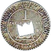 1 Cent  - Imperial Smokeless Coal Company -  obverse