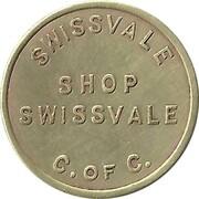 Parking Token - Shop Swissvale