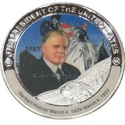 Token - Herbert Hoover (31st President) -  obverse