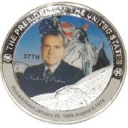 Token - Richard Nixon (37th President) -  obverse