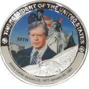 Token - Jimmy Carter (39th President) -  obverse