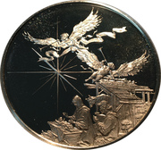 Medal - Chistmas -  obverse