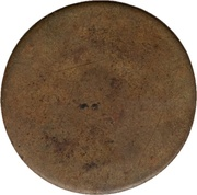 1 Cent - A. Burnet – reverse