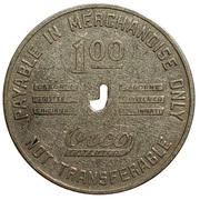 1 Dollar - Jewell Ridge Coal Corp. (Jewell Ridge, Virginia) -  obverse