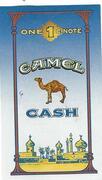 Camel Cash 1C – obverse