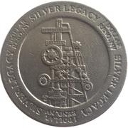1 Dollar - Silver Legacy (Reno, Nevada) – obverse