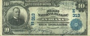 10 Dollars (National Currency) – obverse