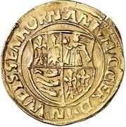 1 Goldgulden - Anton I. (Fugger) – obverse