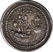 Guild Medal (Medicine) 1732 – reverse