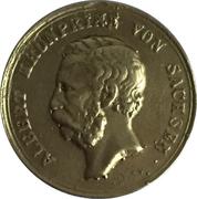 1 Ducat - Crown Prince Albert (Victory Gold Medal) – obverse