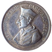 Charles Borromeo - Association Medal – obverse