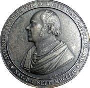 Medal - A. H. Niemeyer – obverse