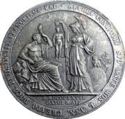 Medal - A. H. Niemeyer – reverse