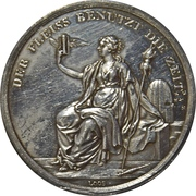 Medal - Encouragement of diligence (Berlin) – obverse