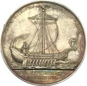 Medal - Karl August von Hardenberg (Prussia) – reverse