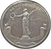 Medal - Of merit maritime insurance company Emdener Assecuranzcompanie – obverse