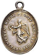 Medal - The march of allied forces in Paris, 15.03.1814 (Prussia) – obverse