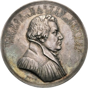 Medal - 300 years celebration of the reformation (Brandenburg-Prussia) – obverse