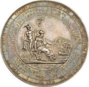 Calendar medal (Hamburg) – obverse