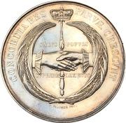 Medal - The Twenty-four Commission (Emden) – obverse