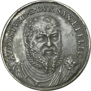 Medal - Formula of concord (August of Saxony) – obverse