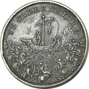 Medal - Formula of concord (August of Saxony) – reverse