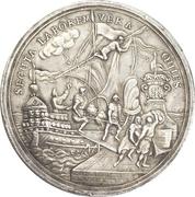 Medal - Death of Christine Charlotte of Württemberg – obverse