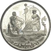 Medal - Maximilian II (Ministry von der Pfordten) – reverse