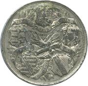 Medal - Friedrich III (Franco-Prussian War) – reverse