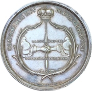 Medal - The Twenty-four Commission (Emden) – obverse