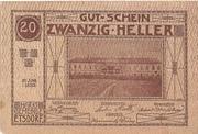 20 Heller (Etsdorf) – obverse