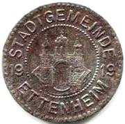 10 Pfennig - Ettenheim – obverse