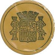 40 Centimos (Madrid) – obverse