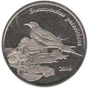 1 Pound (Parasitic jaeger) – reverse