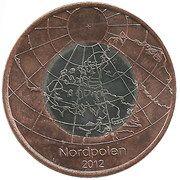 20 Kroner (Norwegian Set) – obverse