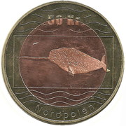 50 Kroner (Norwegian Set) – reverse