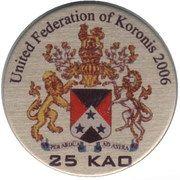 25 Kao – reverse