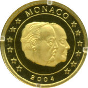 5 Dollars (Euro-motive of Monaco) – reverse