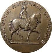 Medaille - Gendarmerie Nationale de France – obverse